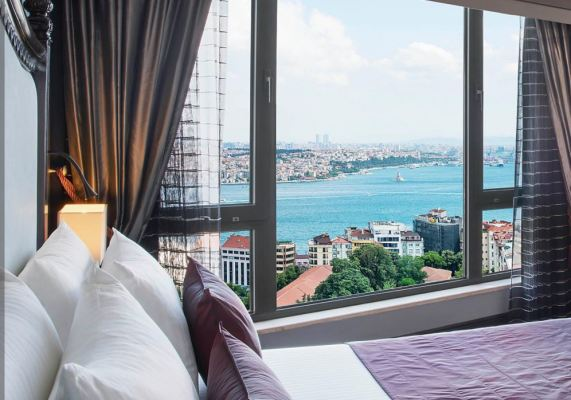 Iconic 5 Star Hotel in Istanbul - Off-Market