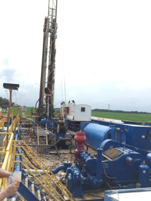 Oil & Gas Drilling Rig Ideco H37