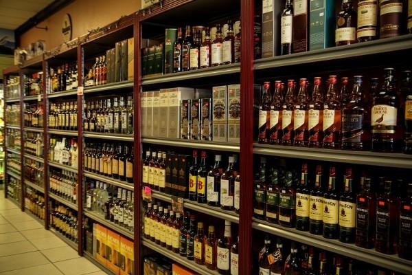 High Volume Liquor Store