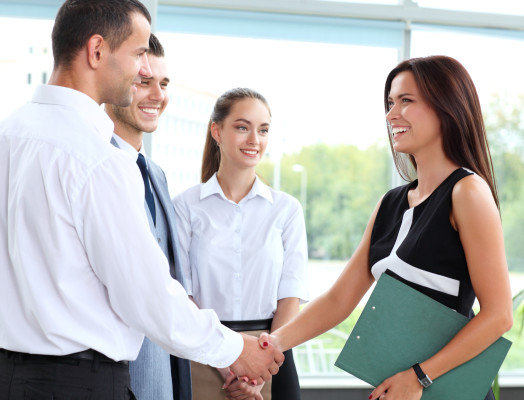 Leading Employment & Staffing Franchise