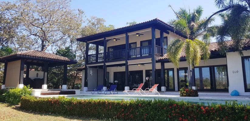 Costa Rica Golf Community House-  Hacienda Pinilla