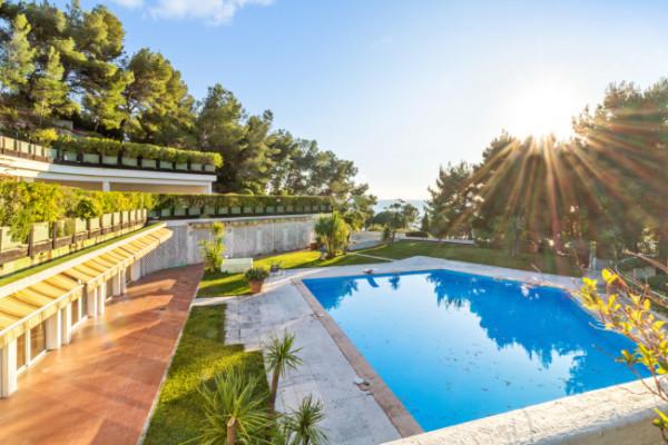 Luxurious Flat Near the Beach on Italian Riviera