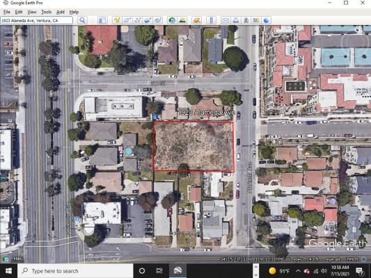 12 Unit Apartment Development-Ventura California