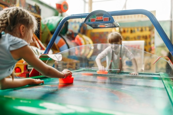 Active Fun Entertainment Parks-First Location