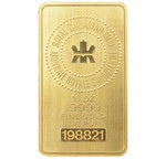 1 oz Bars Gold / 99.99% Pure Gold, Global Delivery