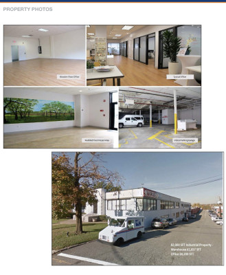 Two- Story Warehouse and Office for Sale