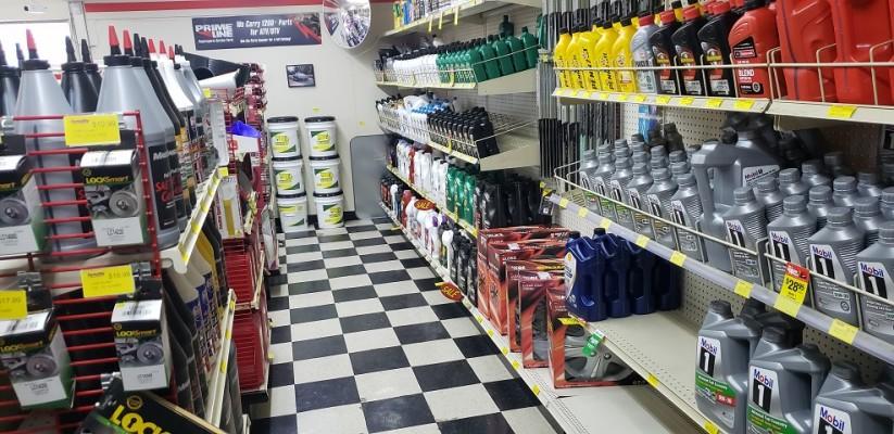 Local Auto Parts & Auto Repair Center for Sale