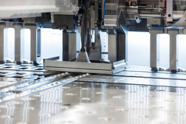 Real Estate Suitable for Metal Stamping & Manufac.