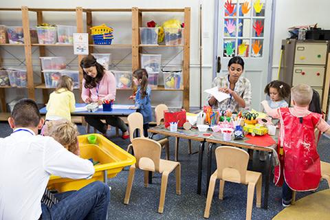 Established Daycare Center in PG County Maryland