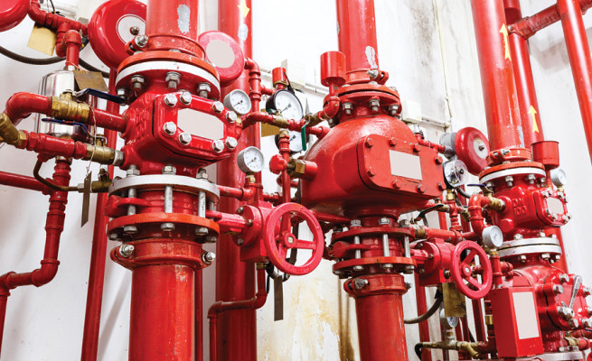 Fire Protection Engineering Firm in Texas