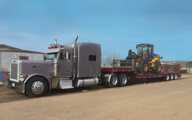 West Texas Oilfield Trucking Company