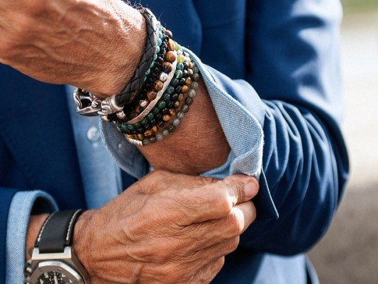 Premium Jewelry eCom for Men - Strong YOY Sales