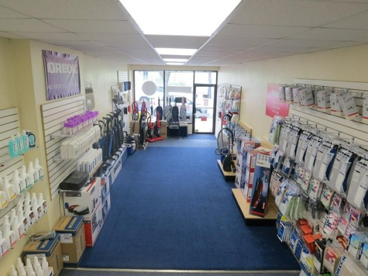 High-end Appliance Sales and Service Store