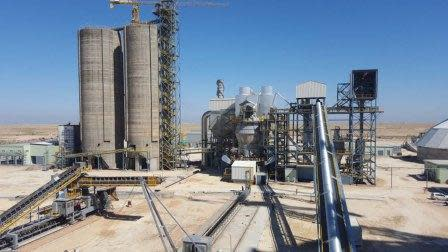 72% Equity of Cement Producer for Sale