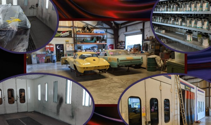 FL Auto Repair Shop with Property & Land