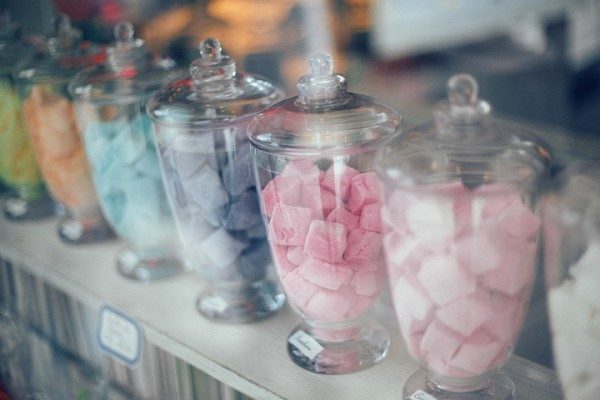 Candy Store With Inventory