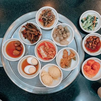 Korean Restaurant in Chinatown for Sale