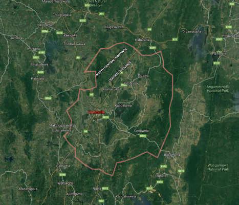 98 Acres Estate for Sale in Matale - Sri Lanka