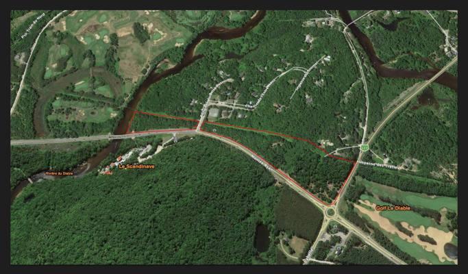 Commercial Land for Sale Mont-Tremblant