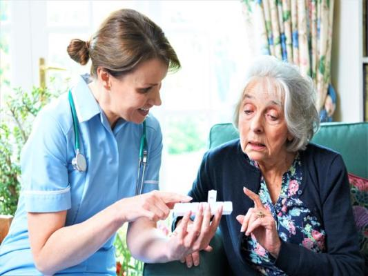 Profitable and Growing In Home Senior Care Company