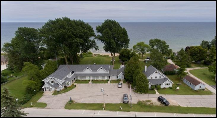 Beautiful Door County Beach Resort- Liquor License