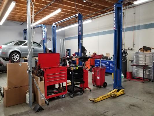 Auto Repair Full Services $800K+ Revenue
