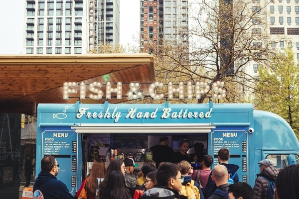 Thriving & Profitable Food Truck in Coveted Bend