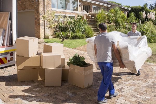 Small Moving Company