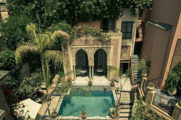Medina Palace for Sale Marrakech - Riad