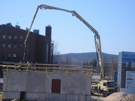Concrete Pumping for Diverse Customer Base