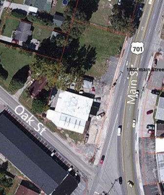 Redevelopment Site In Conway, SC Grand Strand