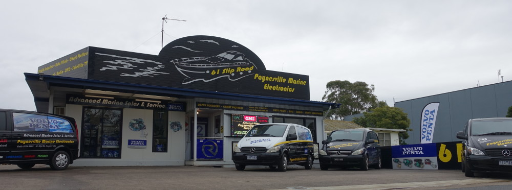 Marine Electronics and Boat Servicing Business