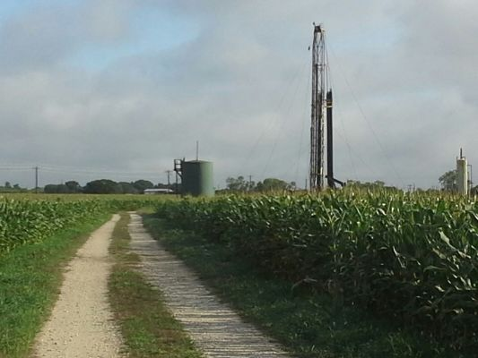 38% in Austin Chalk Well to be Fracked in August