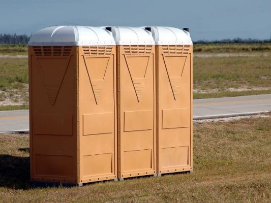 Portable Toilets - Rental and Services Business