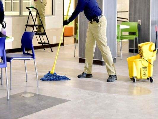 Opportunity-Comm. & Residential Cleaning Services