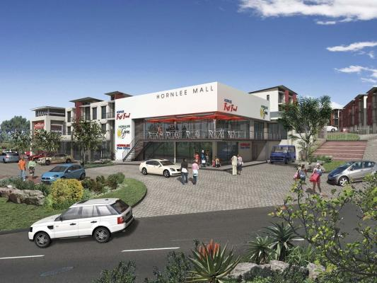 Funding Wanted: Shopping Mall Construction