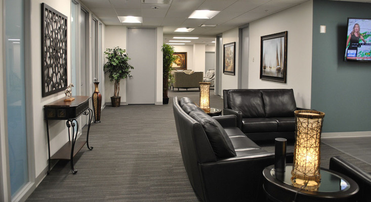 Professional & Innovative Coworking Business Ctr