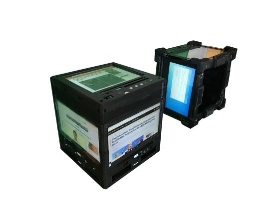 New Technology -Global Application - Data Cube