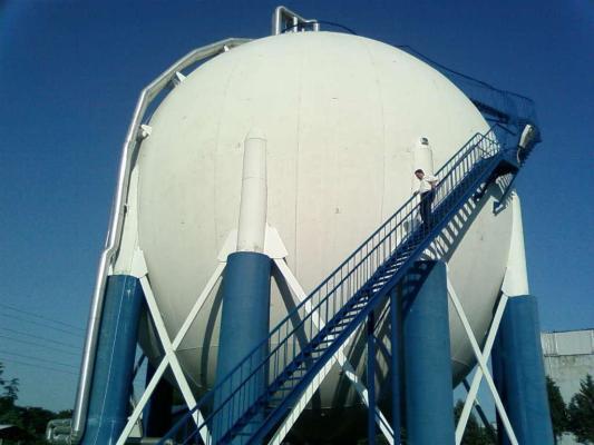 For Sale LPG Spheres Storage Tanks