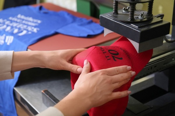 Custom Apparel and Promotional Products Business