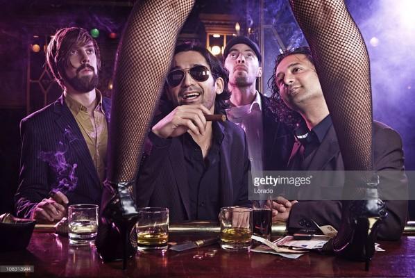 Gentlemen's Club 100% Shares of Ownership