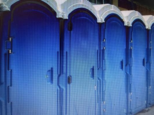 Large Portable Toilet Rental Business For Sale FL