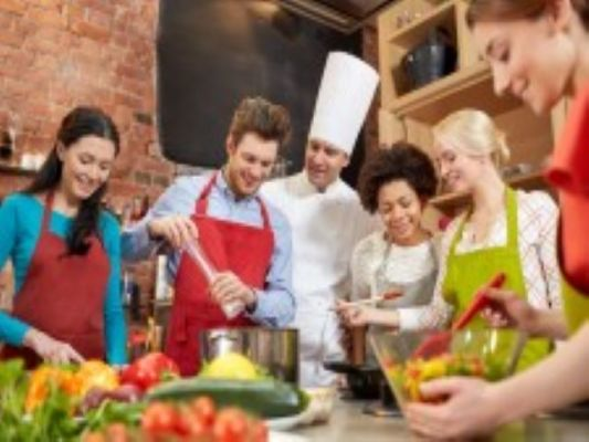 Cooking Classes for All Ages