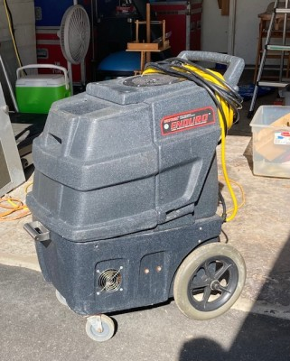 Small Carpet Cleaning Business for Sale