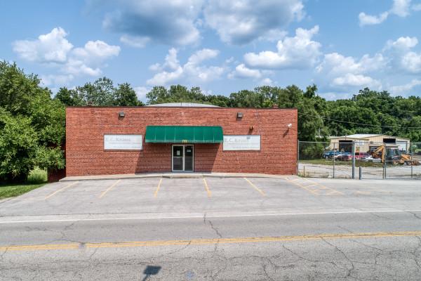 Auction / Flex Industrial Warehouse