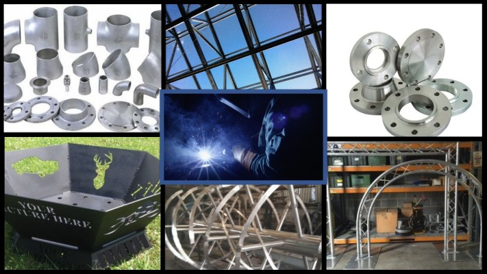 Commercial and Industrial Steel Fabricator