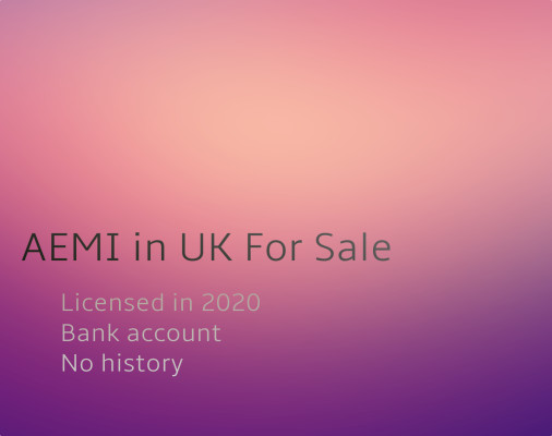 Full AEMI for Sale in UK