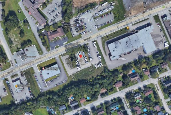 Commercial and Light Industrial Land 86,977 sqft