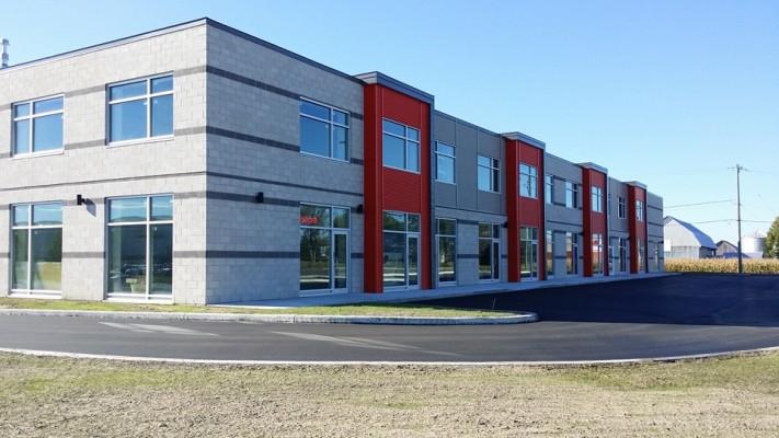 St-Jean-sur-Richelieu - New Industrial Premises