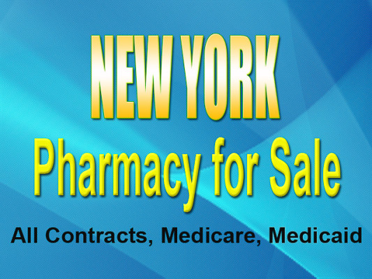 Queens NY Pharmacy for Sale $300,000